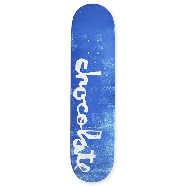 Chocolate Chris Roberts Original Chunk W40 V2 Skateboard Deck 8.125""