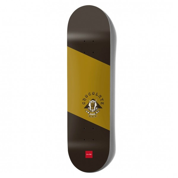 Chocolate Chris Roberts Secret Society Skateboard Deck 8.0""