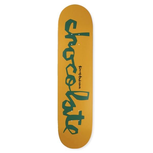 """Chocolate Kenny Anderson Original Chunk W41 Skateboard Deck 8.5"""""""