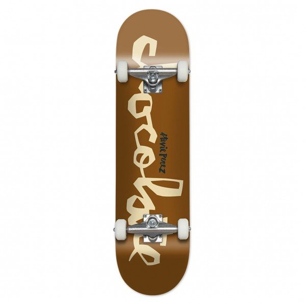 Chocolate Original Chunk Stevie Perez Complete Skateboard 7.625""