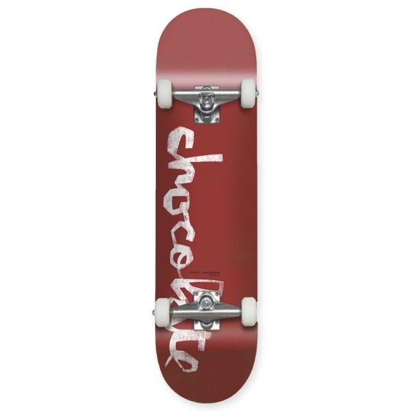 "Chocolate Original Chunk W40 V2 Kenny Anderson Complete Skateboard 8.0"""