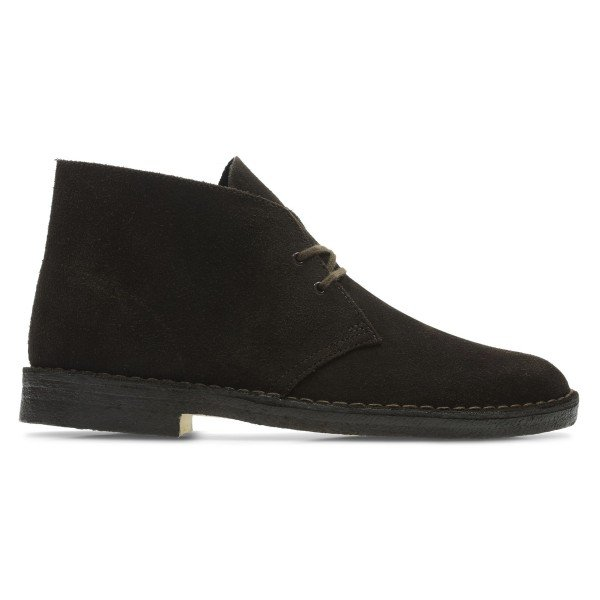 Clarks Originals Desert Boot (Brown Suede)