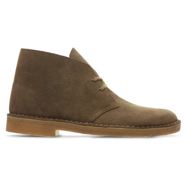 Clarks Originals Desert Boot (Cola Suede)