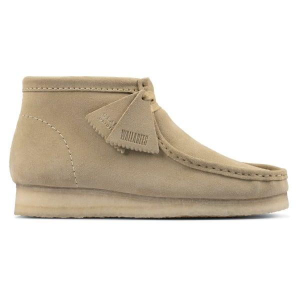 Clarks Originals Wallabee Boot (Maple Suede)