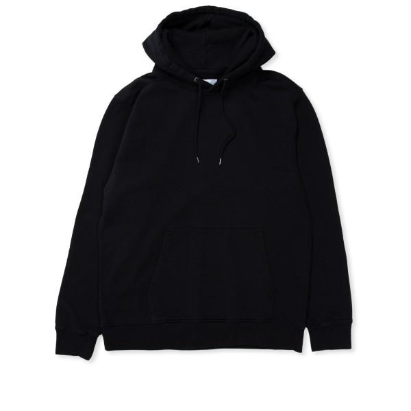 Colorful Standard Classic Organic Pullover Hooded Sweatshirt (Deep Black)
