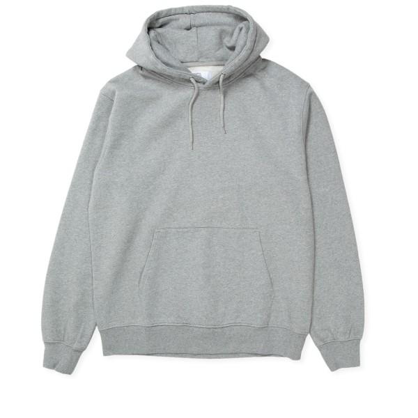 Colorful Standard Classic Organic Pullover Hooded Sweatshirt (Heather Grey)