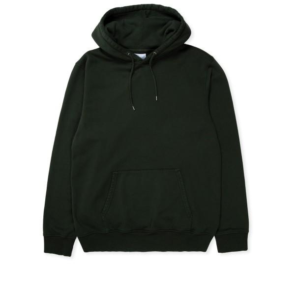 Colorful Standard Classic Organic Pullover Hooded Sweatshirt (Hunter Green)
