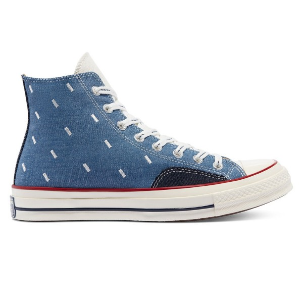 Converse Chuck Taylor All Star 70 Hi 'Indigo Boro' (Blue/Egret/Midnight Navy)