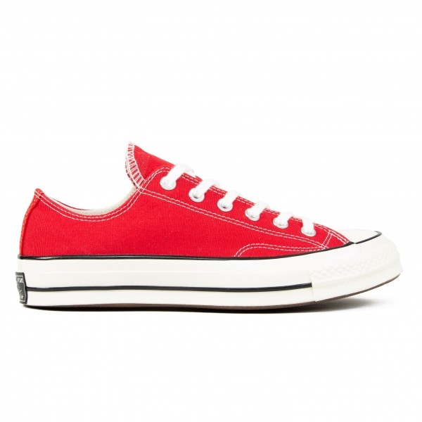 Converse Chuck Taylor All Star 70 Ox (Enamel Red/Egret/Black)