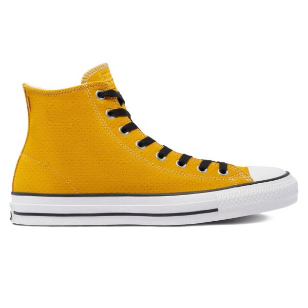 Converse Cons CTAS Pro Hi 'Perf Suede' (Gold Dart/White/Black)
