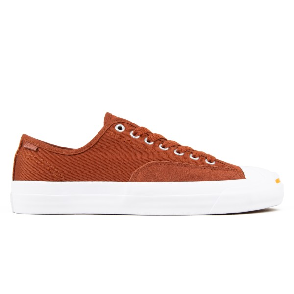 Converse Cons Jack Purcell Pro Ox 'Workwear Twill' (Cinnamon/White/Orange Rind)