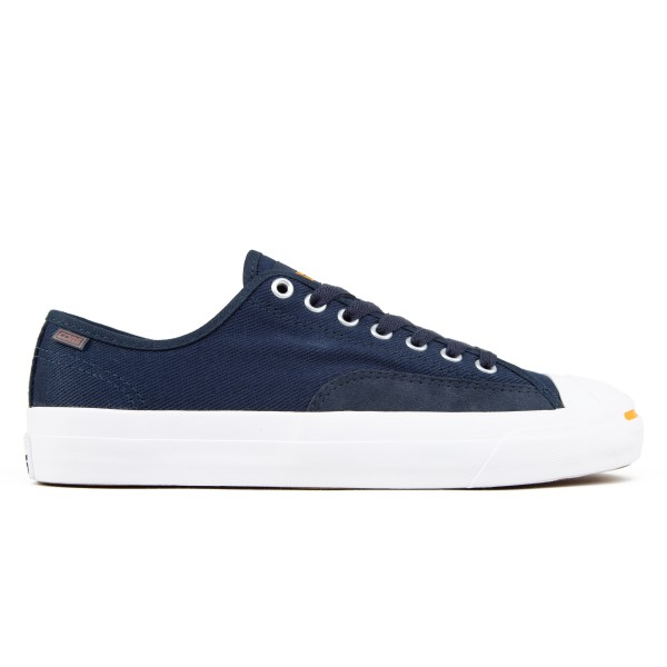 Converse Cons Jack Purcell Pro Ox 'Workwear Twill' (Dark Obsidian/White)