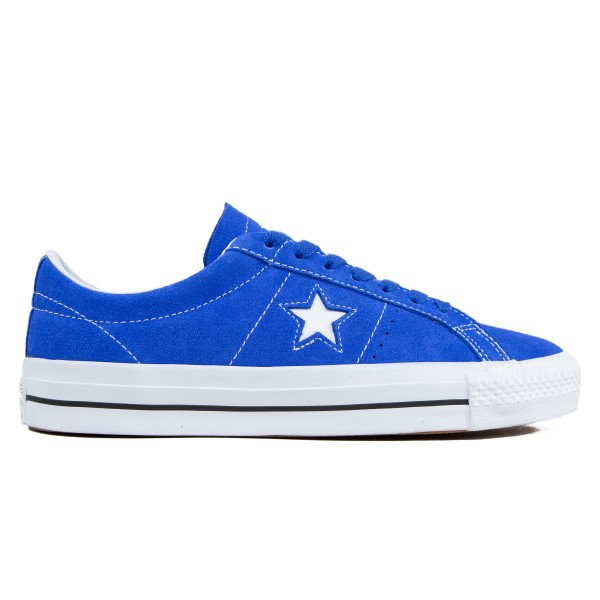 Converse Cons One Star Pro OX (Hyper Royal/White/Black)