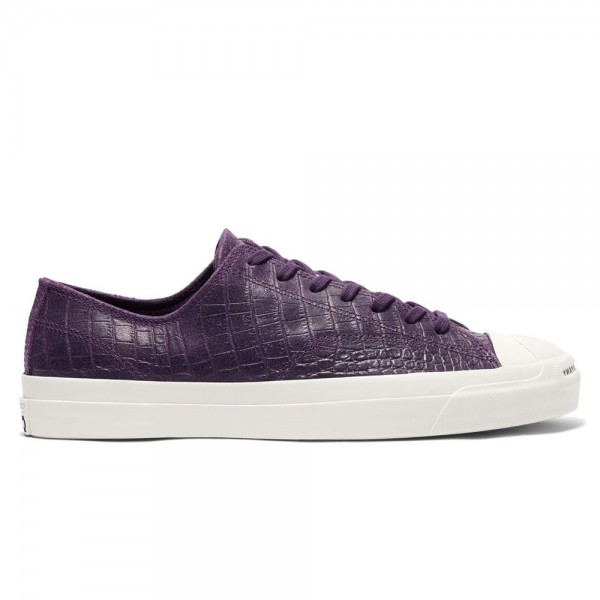 Converse Cons x POP Trading Company Jack Purcell Pro Ox (Grand Purple/Black/Egret)
