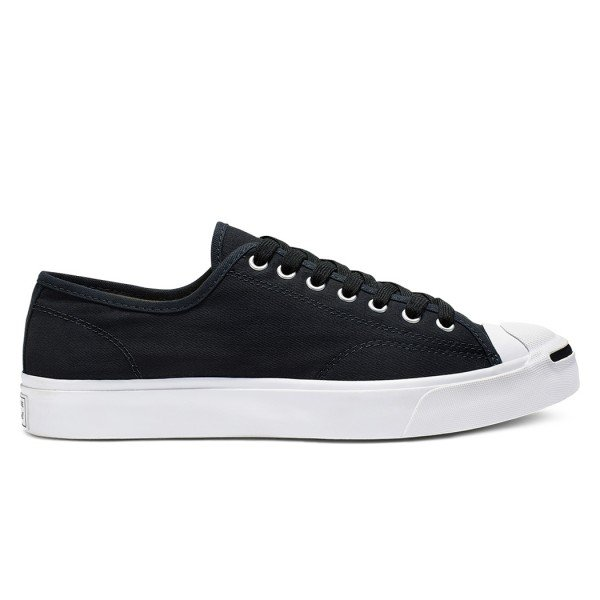Converse Jack Purcell Ox '1st in Class' (Black/White/White)