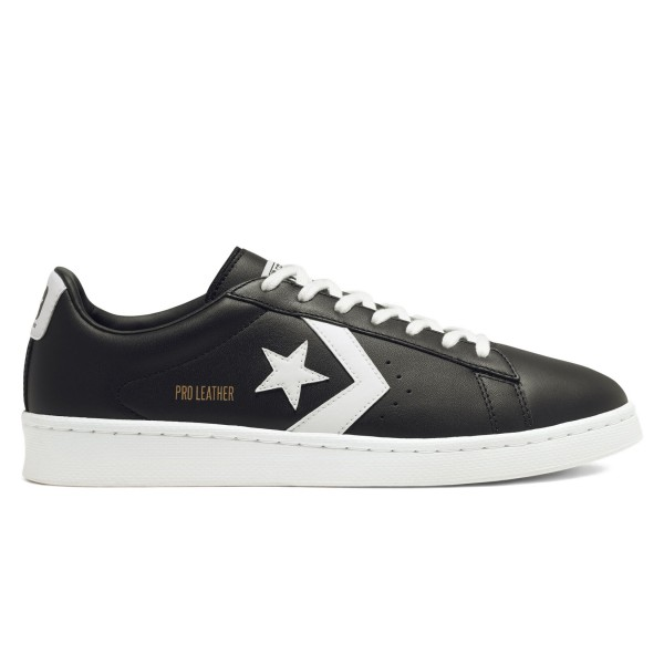 Converse Pro Leather Ox Colourblock (Black/White/White)