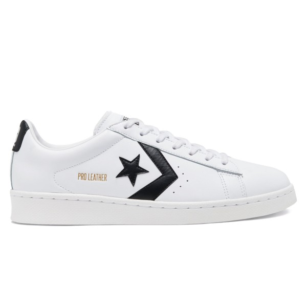 Converse Pro Leather Ox Colourblock (White/Black/White)