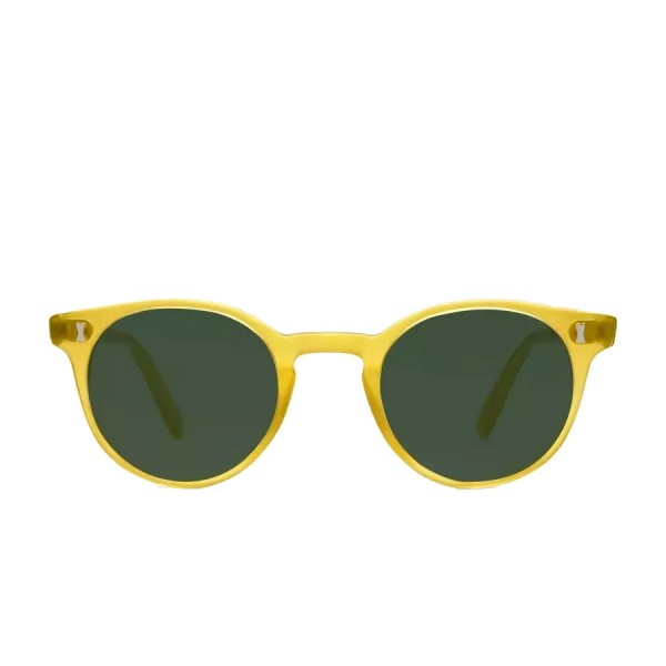 Cubitts Herbrand Large Sunglasses (Honey)