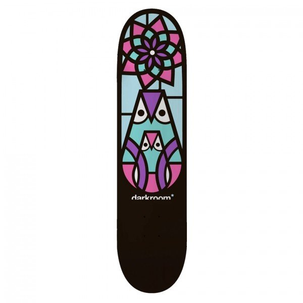 "Darkroom Guardian Pastel Skateboard Deck 8.25"""