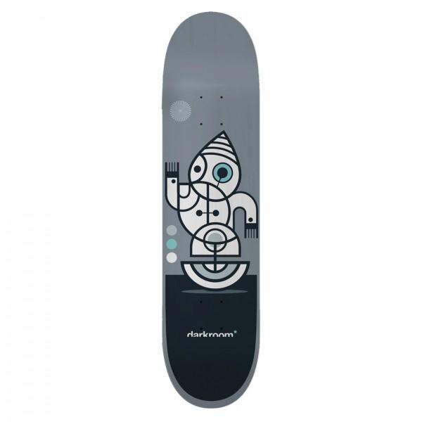 "Darkroom Lunar Skateboard Deck 8.5"""