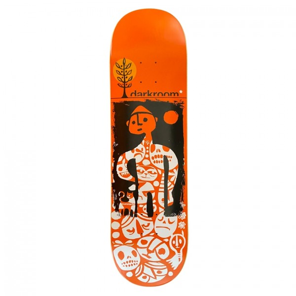 """Darkroom Scumstache Skateboard Deck 8.625"""""""
