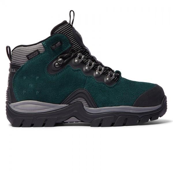DC Shoe Co USA x Pop Trading Company Navigator Boot (Bistro Green)