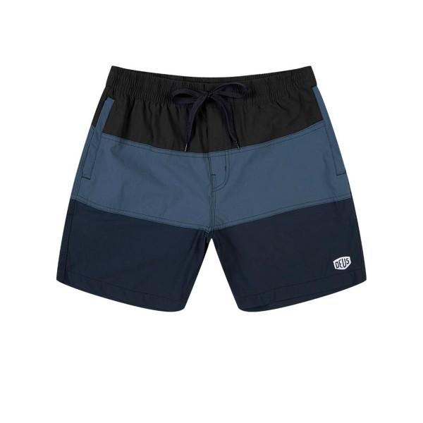 Deus Ex Machina Sandbar Panels Shorts (Blues)