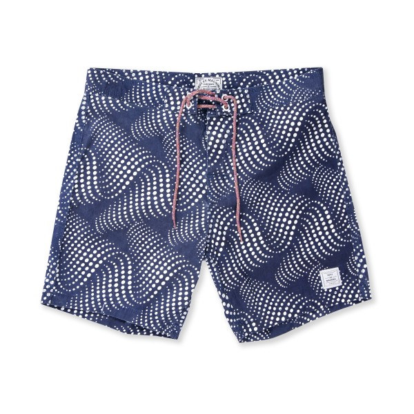 Deus Ex Machina The Right Asteroid Shorts (Blue)