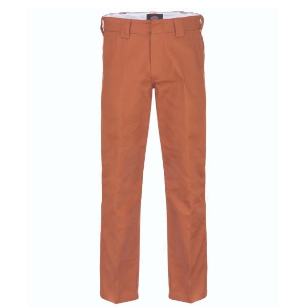 Dickies 873 Slim Straight Work Pant (Brown Duck)