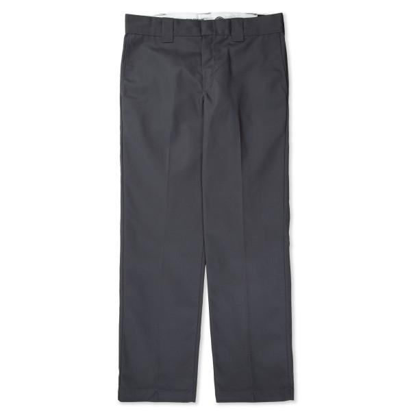 Dickies 873 Slim Straight Work Pant (Charcoal Grey)