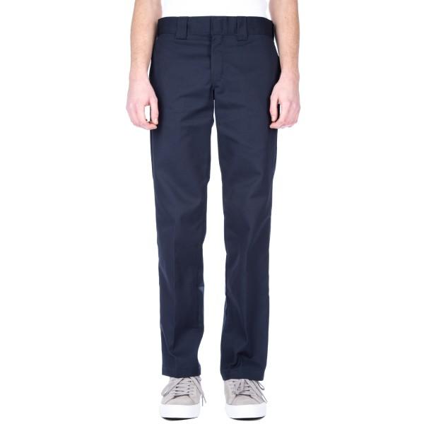 Dickies 873 Slim Straight Work Pant (Dark Navy)