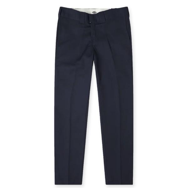 Dickies 873 Slim Straight Work Pant (Navy)