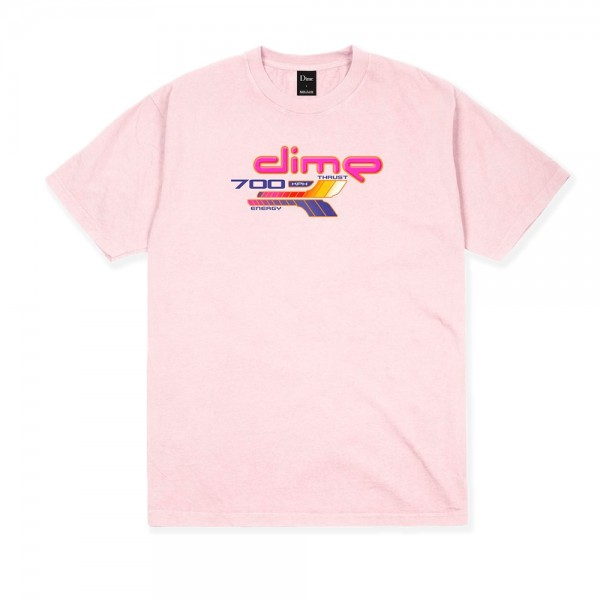 Dime 700 T-Shirt (Light Pink)