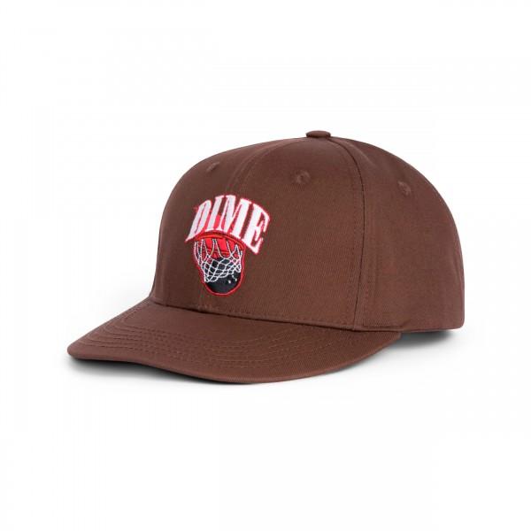 Dime Basketbowl Cap (Brown)
