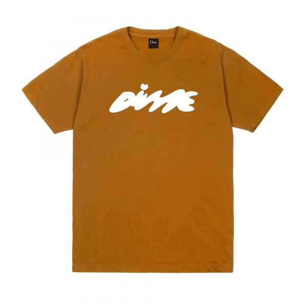 Dime Bubbly T-Shirt (Coffee)