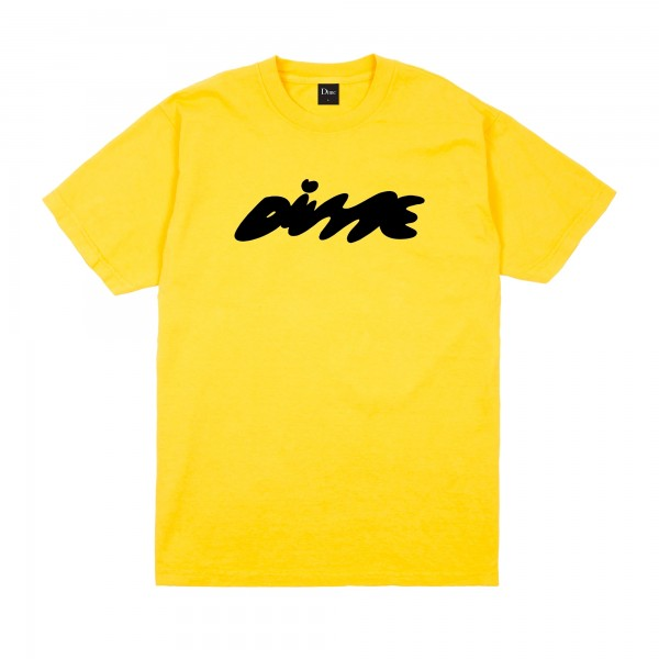 Dime Bubbly T-Shirt (Yellow)