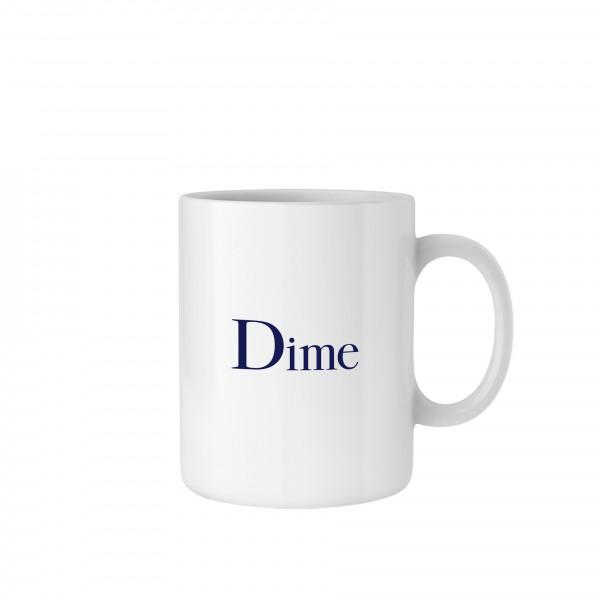 Dime Classic Logo Mug (White)