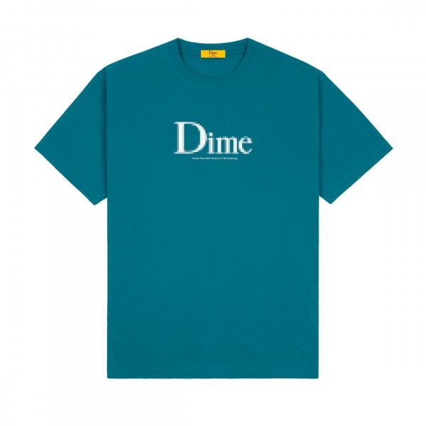 Dime Classic Screenshot T-Shirt (Real Teal)