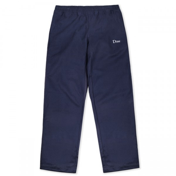 Dime Classic Twill Pants (Navy)