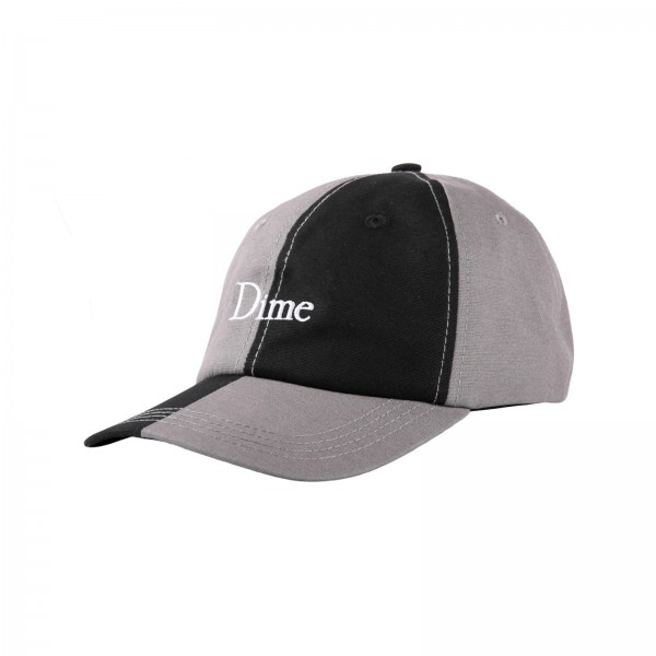 Dime Classic Two-Tone Cap (Grey)