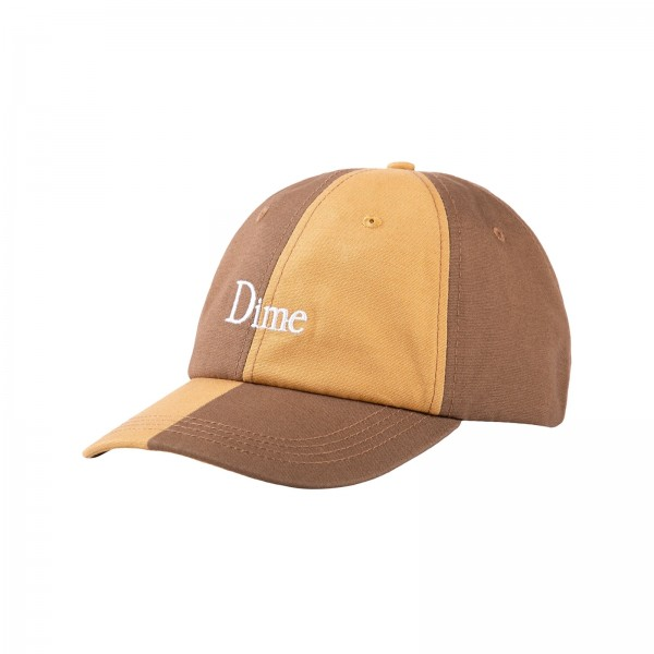 Dime Classic Two-Tone Cap (Tan)