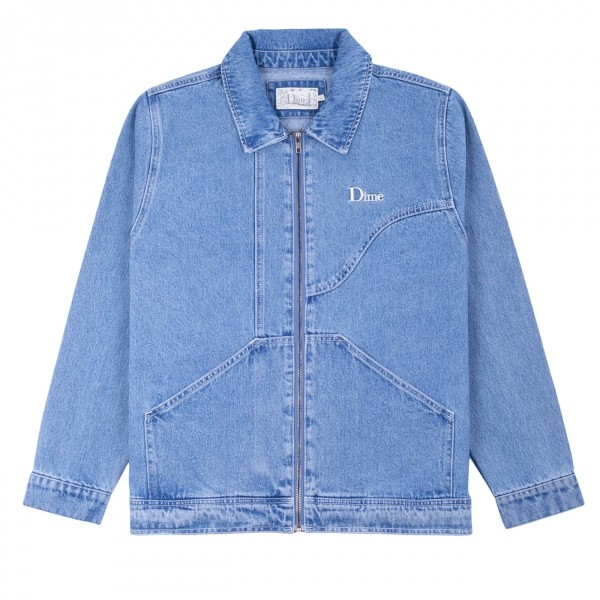 Dime Denim Chore Jacket (Light Wash)