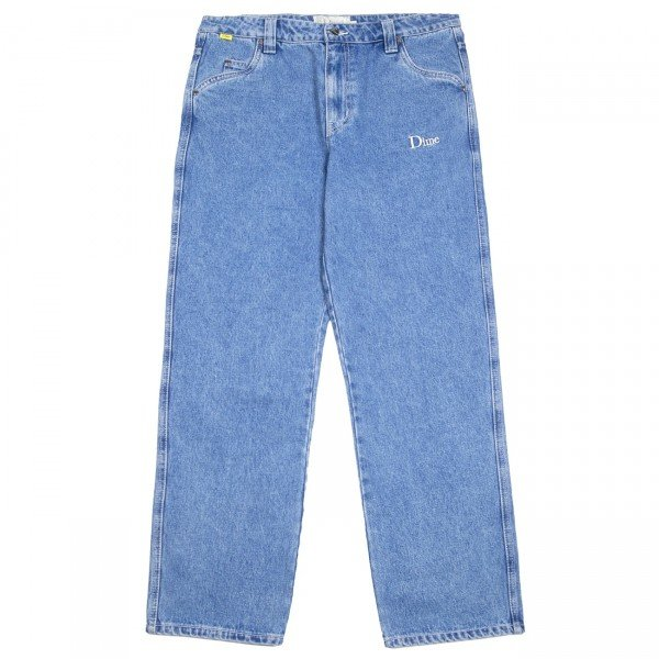 Dime Denim Pant (Light Wash)