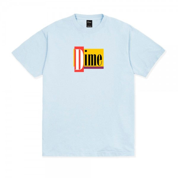 Dime Diner T-Shirt (Light Blue)