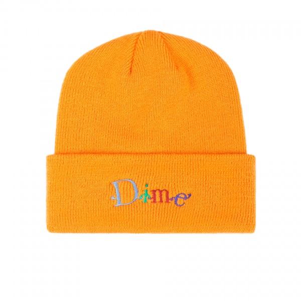 Dime Friends Lightweight Beanie (Orange)
