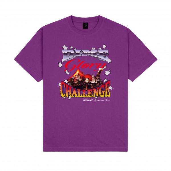 Dime Glory Challenge T-Shirt (Purple)