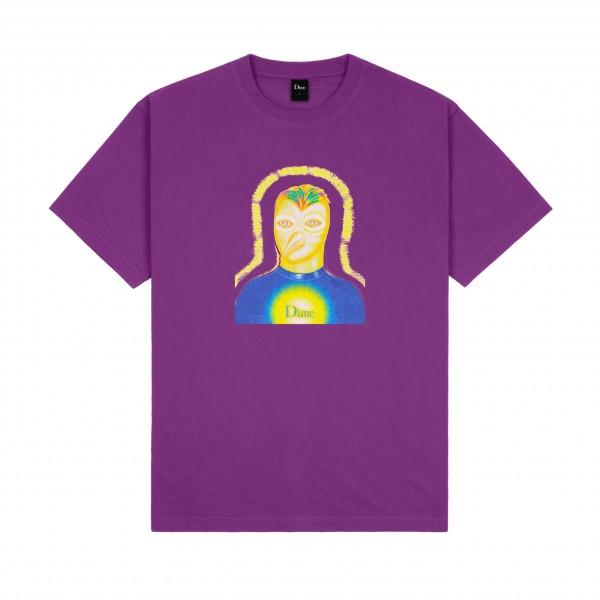 Dime Gorlog T-Shirt (Dark Magenta)