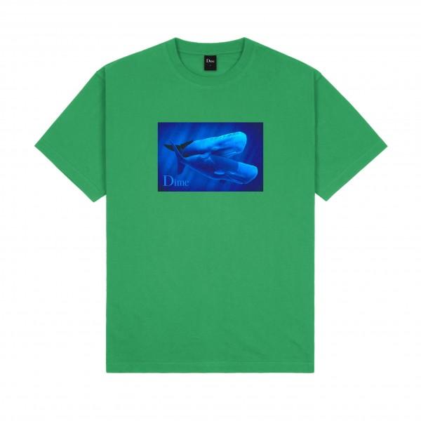 Dime Hug T-Shirt (Green)