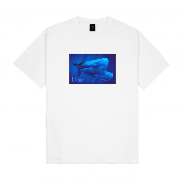 Dime Hug T-Shirt (White)