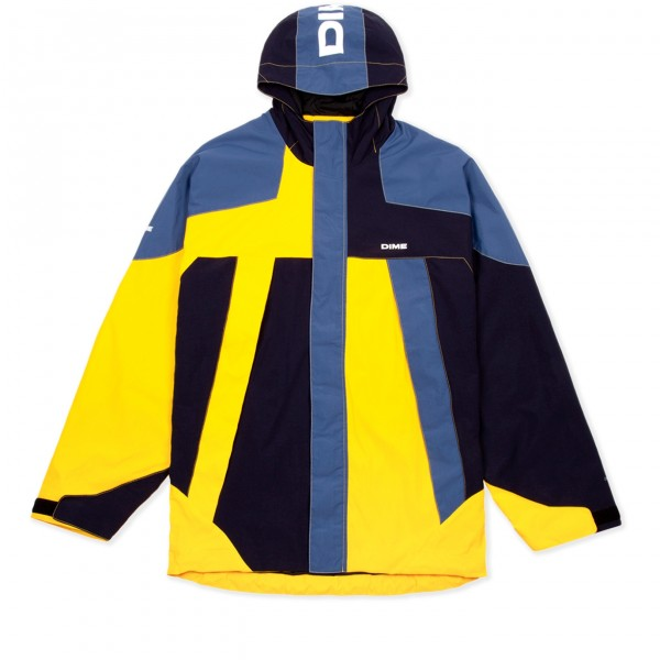 Dime Panel Parka (Yellow)